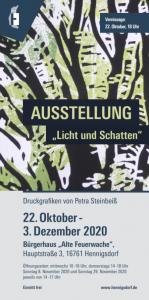 Petra-Steinbeiß_Ausstellung-Hennigsdorf_Flyer-Seite1